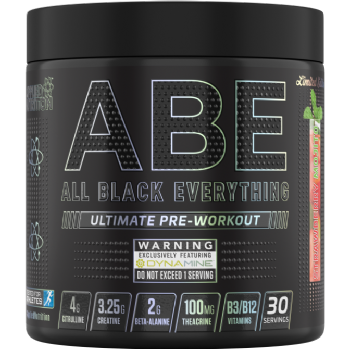 ABE - ALL BLACK EVERYTHING 315G Ultimate Pre-Workout